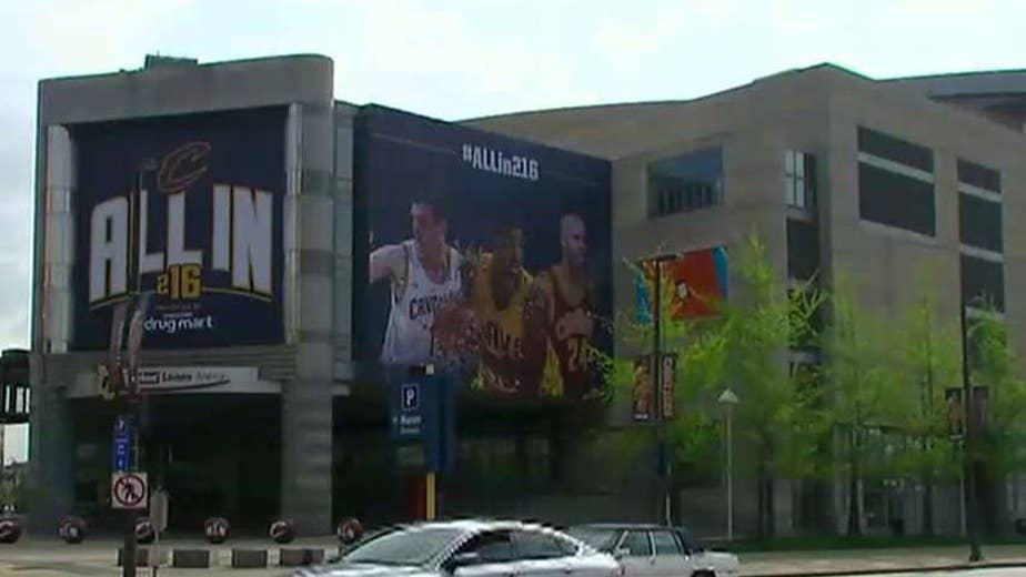 Mike Tobin reports from Cleveland, Ohio