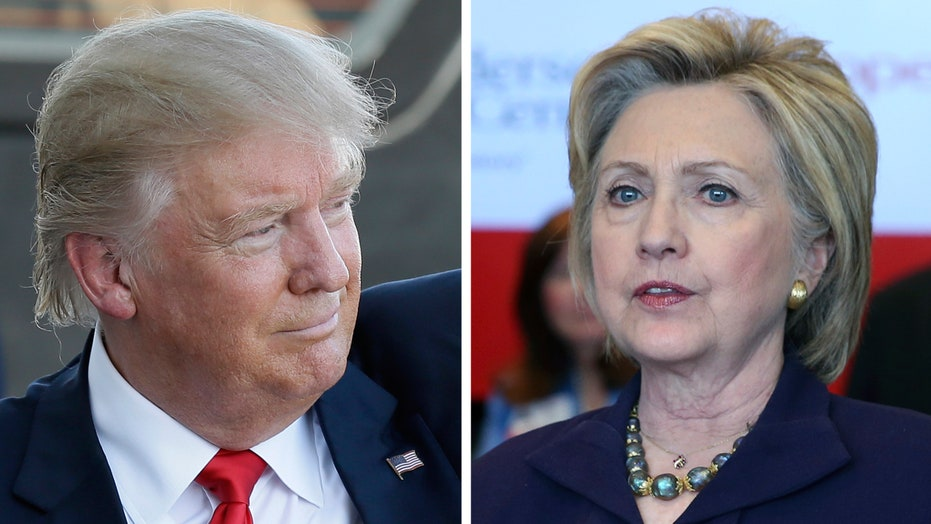 Trump v. Clinton: Who will raise taxes and how much?