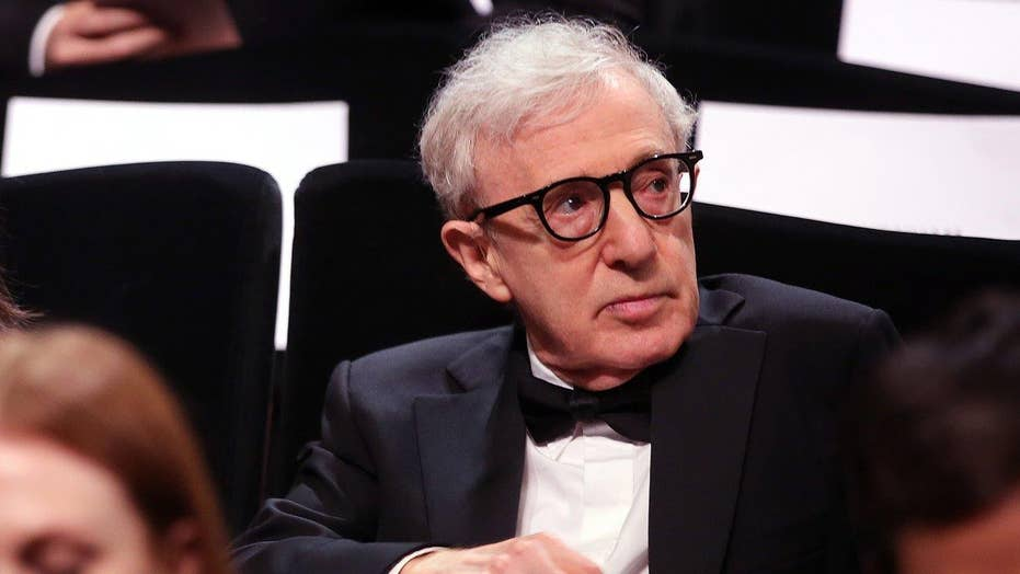 Woody Allen addresses rape joke