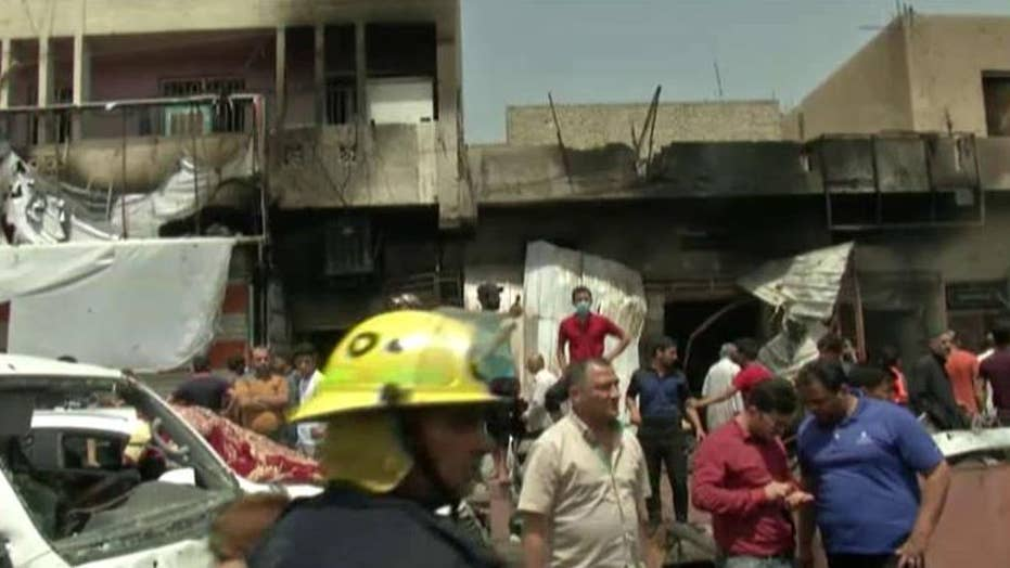 Do Baghdad bombings show need for more US involvement?