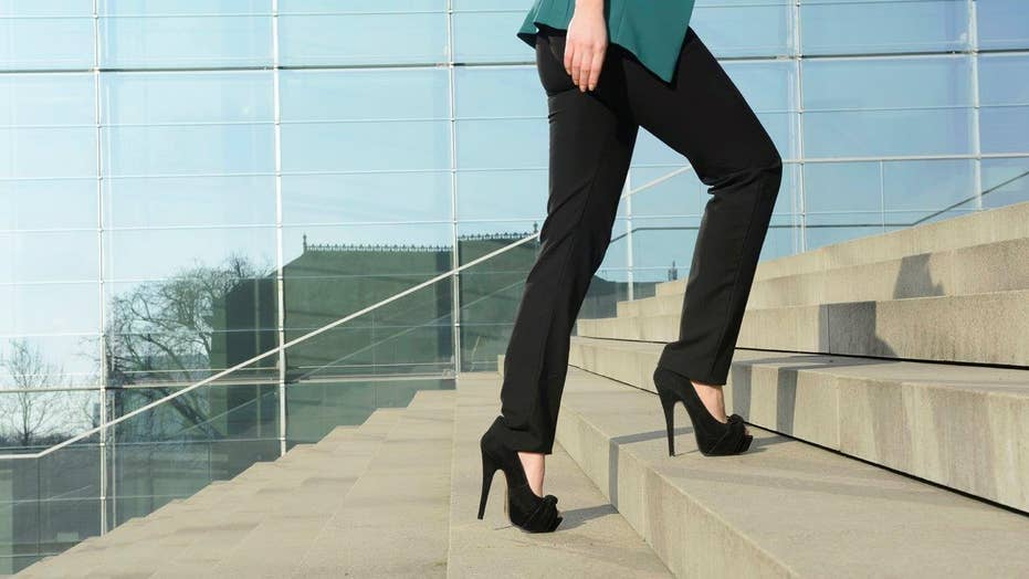 Battle over high heels in the workplace
