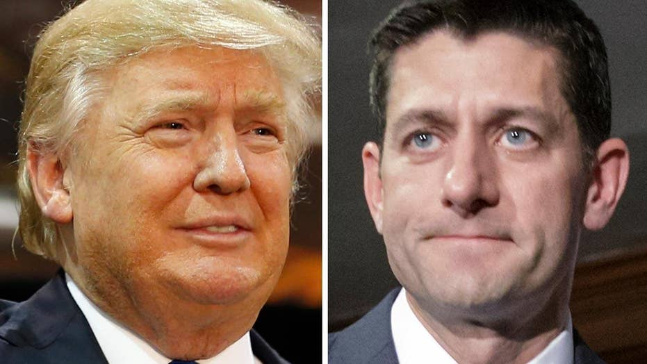 Is the Trump-Ryan unity quest a sham marriage?