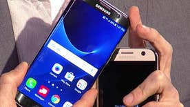 Tech Take: PCMag.com's Sascha Segan showcases the Samsung Galaxy S7 & S7 Edge, LG G5, HTC 10 and Sony Xperia Z5 Smartphones