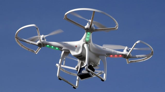 Five ways to stop a drone