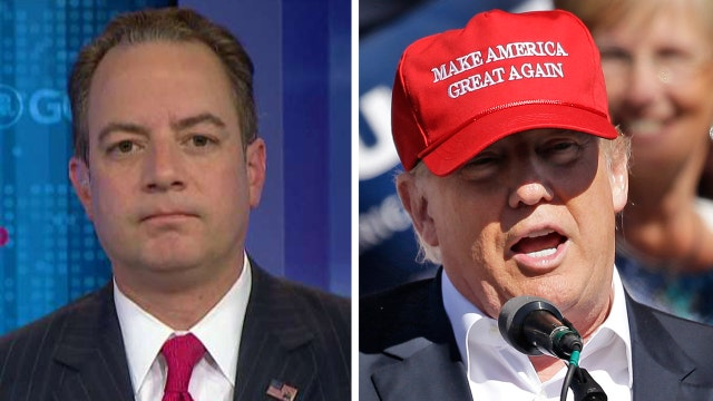 Priebus on Trump meeting: I see it as extremely positive