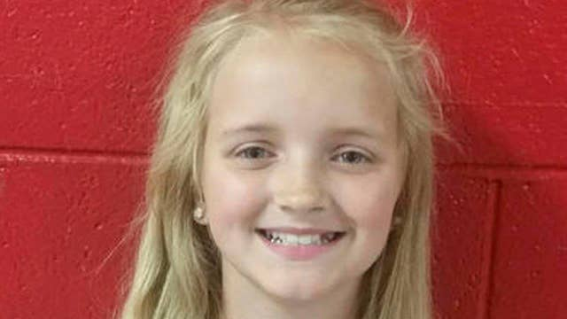 Nine-year-old girl abducted by her uncle found safe