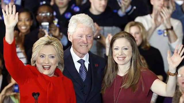 Report: Clinton charity helped company run by friends