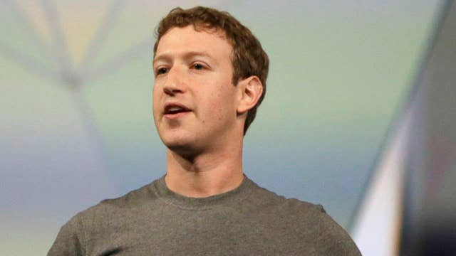 Mark Zuckerberg denies allegations that Facebook is biased