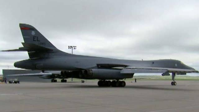 Widespread problems plague the US Air Force