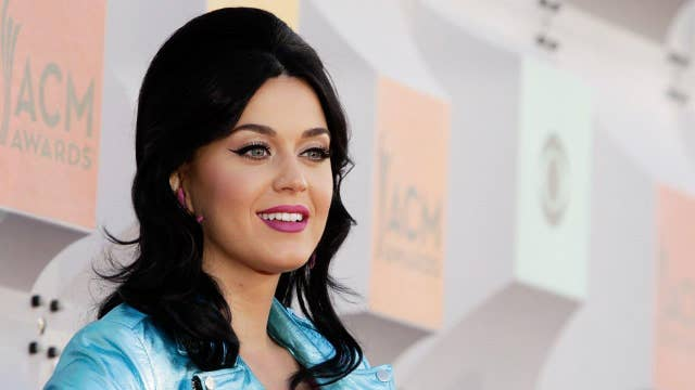 Katy comments on cheating rumors?