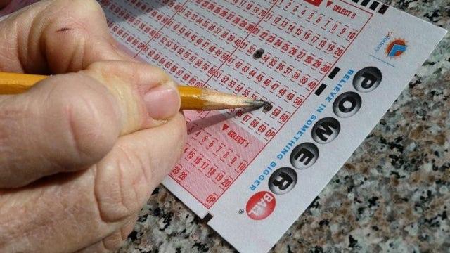 Eight people claim $429.6 million Powerball jackpot