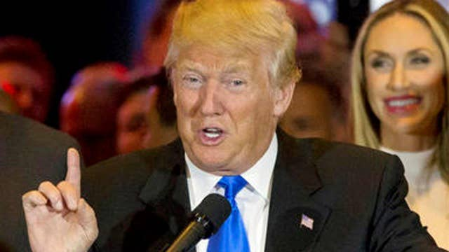 Pollster predicted political rise of Donald Trump