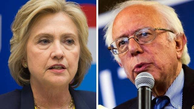 Clinton tries to slow down Sanders' momentum in Kentucky
