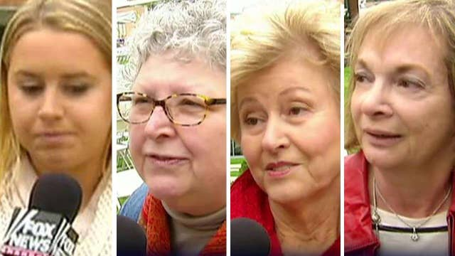 What has Clinton done for women? Hillary supporters stumped