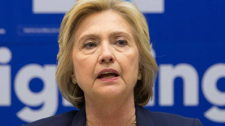 On 'America's Newsroom,' Judicial Watch lays out what's in their latest email release