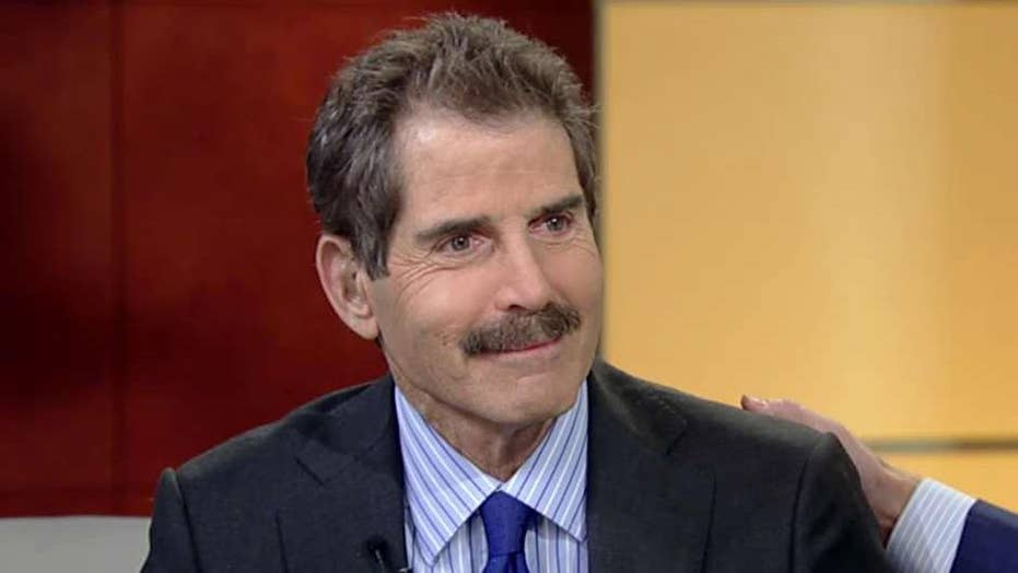 John Stossel opens up about his battle with lung cancer