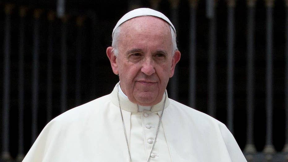 The pope forms commission to study concept of women deacons