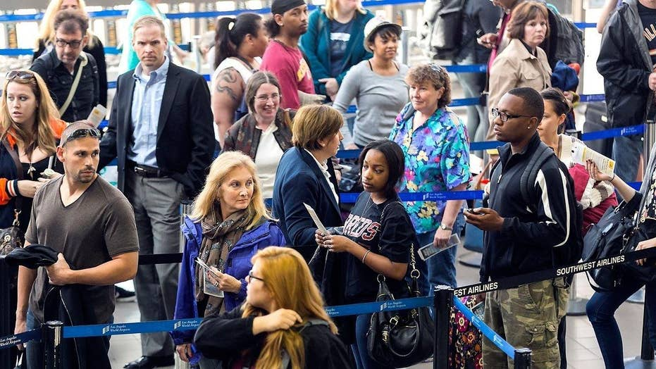 TSA unveils plan to combat major travel delays