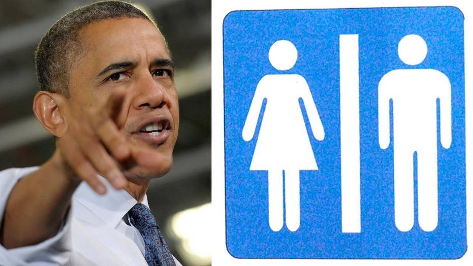 Is Obama bullying public schools over bathroom access?