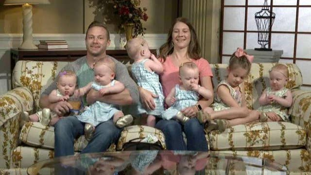 'OutDaughtered': Raising all-girl quintuplets