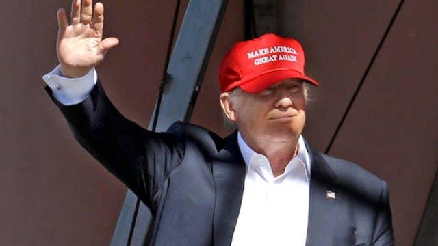 Did publicist 'John Miller' provide good PR for Trump?