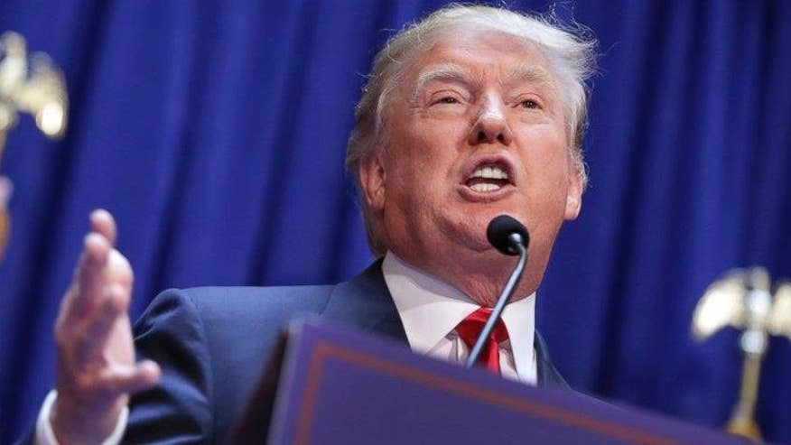 Presumptive Republican presidential nominee faces scrutiny