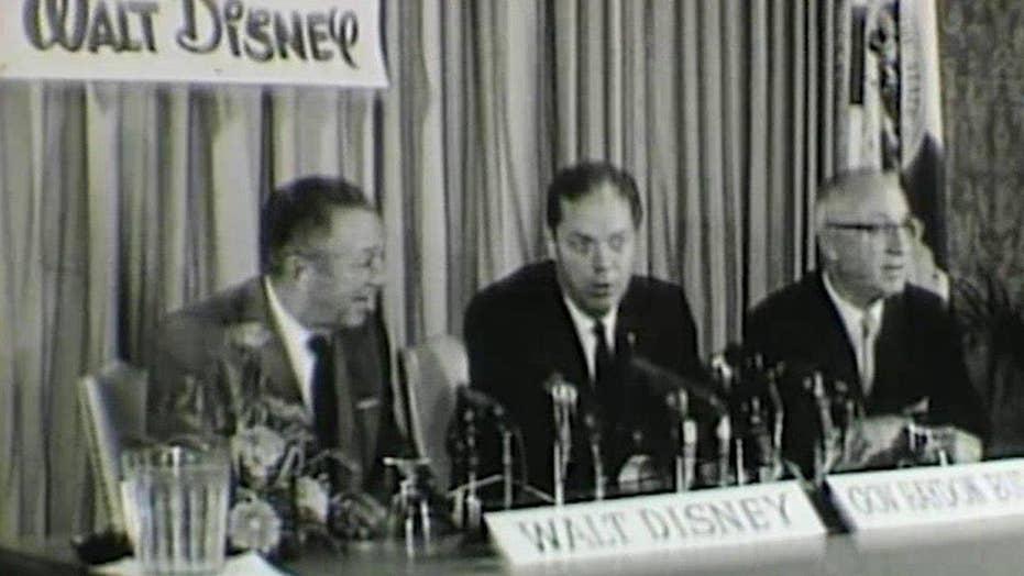 How Walt Disney's secret land acquisition grew his empire