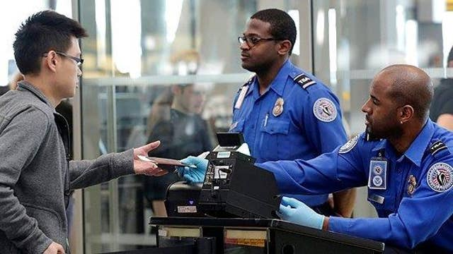 TSA to address growing anger over long wait times