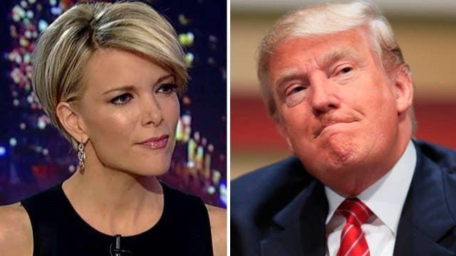 Megyn Kelly's Trump truce