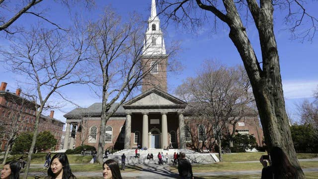 Harvard sanctions students participating in single-sex clubs