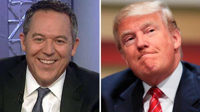 Gutfeld: Trump's great gift is selling himself