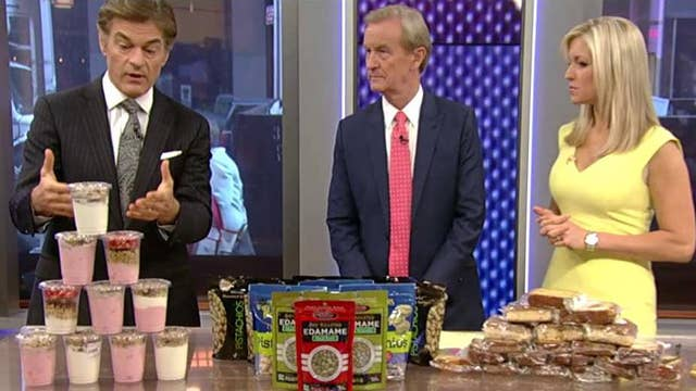 Dr. Oz: Stay away from these gas station foods