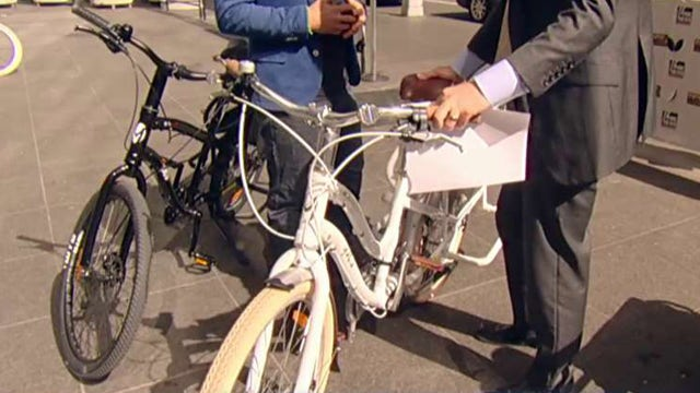Ditch the family car for the bike of the future