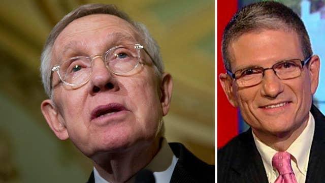 Intense battle under way for Harry Reid's Nevada Senate seat