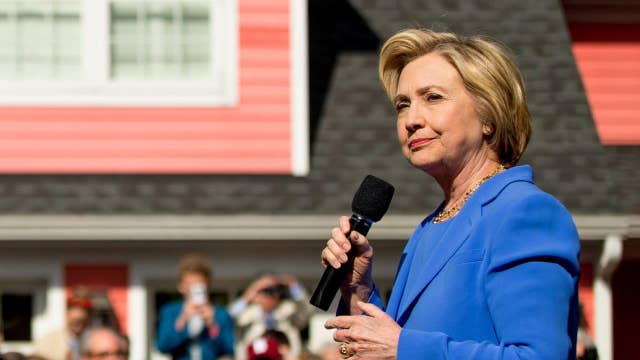 Hillary Clinton campaigns across Kentucky ahead of primary