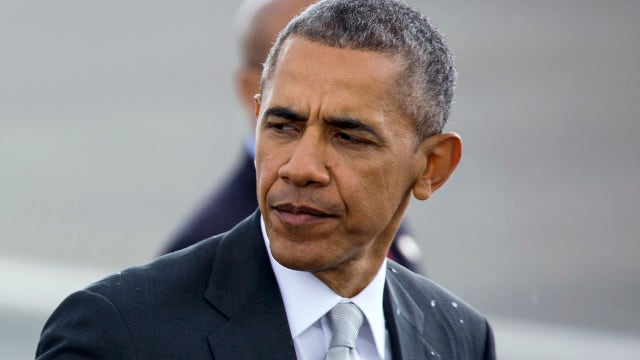Obama becomes longer wartime president than George W. Bush