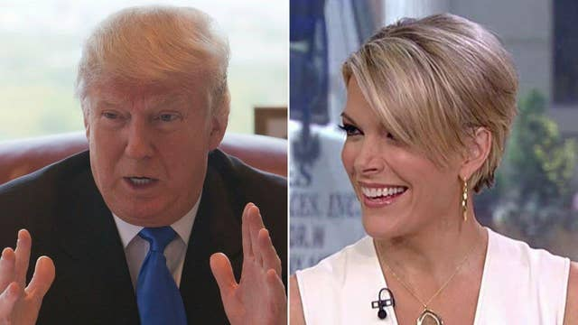 Kelly on Times Trump piece: Who would have seen this coming?