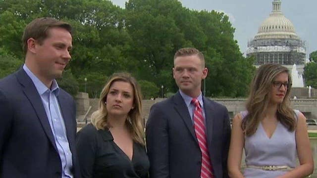 Young Republican voters explain why they don't support Trump