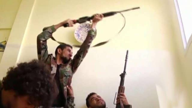 Obama to send weapons to the Libyans to fight ISIS
