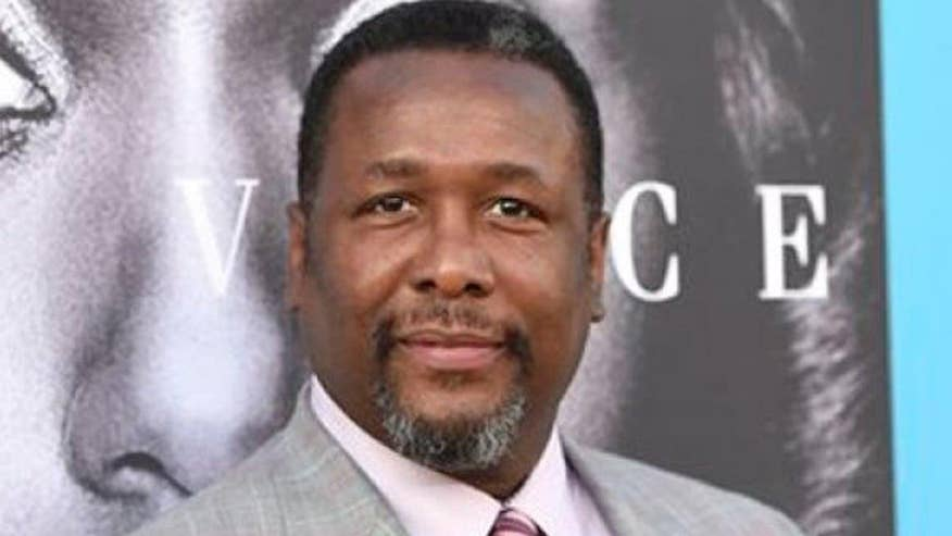 Wendell Pierce grabbed woman by the hair, hit her over head