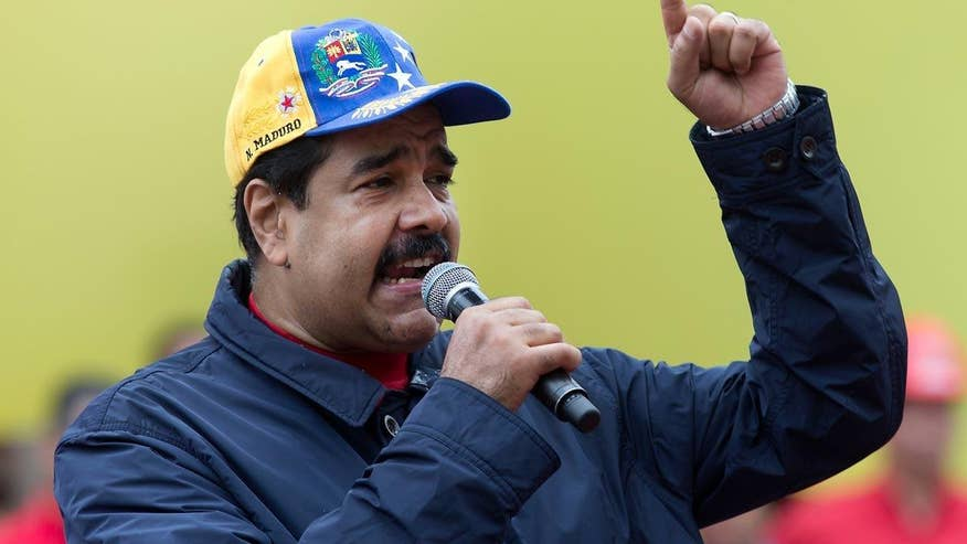 Opponents of Venezuela's embattled president are demanding a recall referendum; Phil Keating reports on 'Special Report'