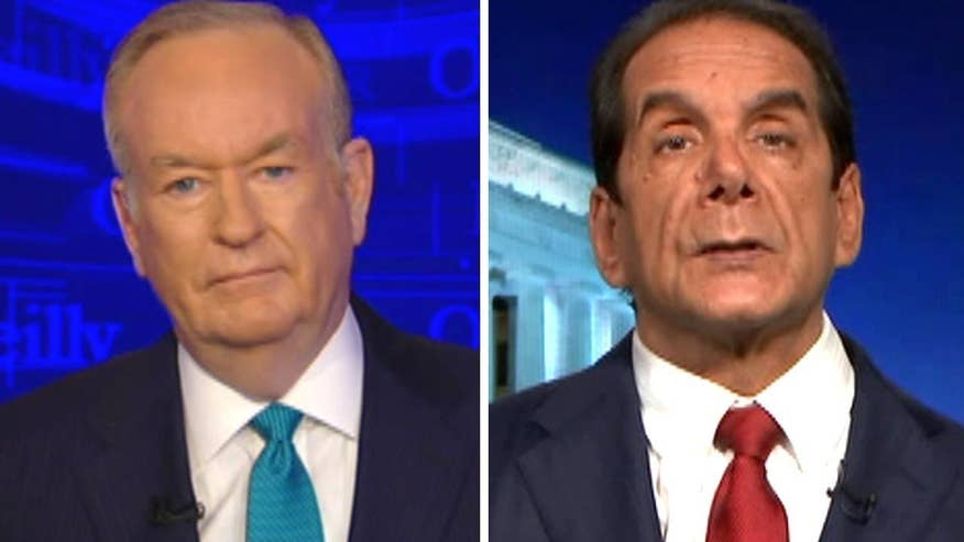 'The O'Reilly Factor': Bill O'Reilly's Talking Points 5/16; Plus reaction from Charles Krauthammer