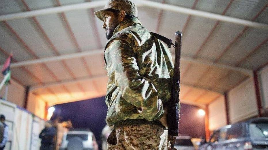 US to send weapons to Libyan government