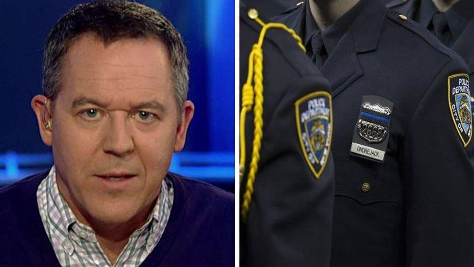 Gutfeld: What happens when cops look out for themselves?