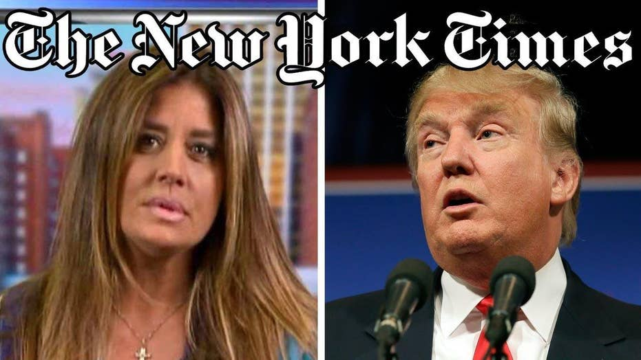 Will NY Times 'hit piece' on Trump move the needle?