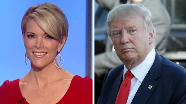 Megyn Kelly talks 'uncomfortable' moments of Trump interview