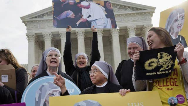 SCOTUS birth control ruling seen as win for Little Sisters
