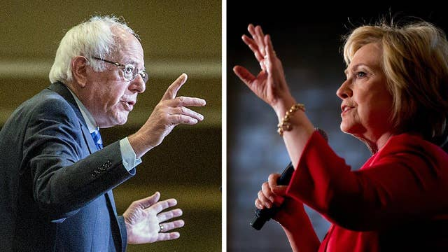 A Clinton win in Kentucky could slow Sanders' momentum