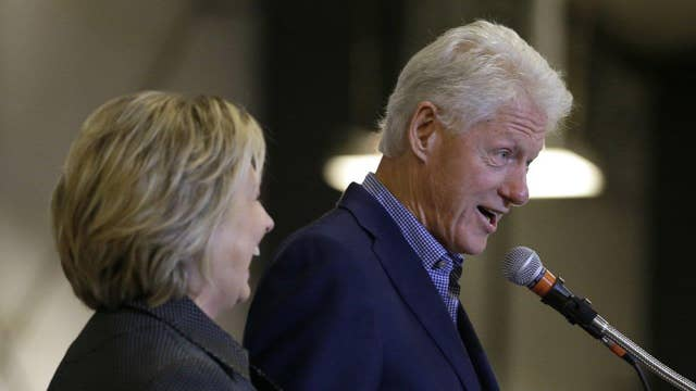 Can Bill Clinton help shore up Hillary's campaign messaging?