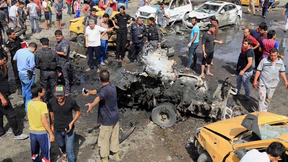 Deadly bombings continue to ravage Baghdad